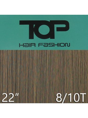 "'Top Hair Fashion' Synthetic Clip-in Hair Extensions 22"" - 8/ 10T (BRD)"