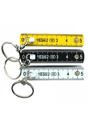 Tape Measure Keyring - Assortment