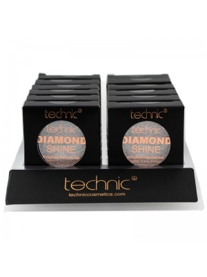 Wholesale Technic Diamond Shine Eyeshadow Cream - Opal