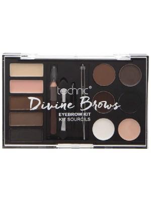 Wholesale Technic Divine Brows Eyebrow Kit