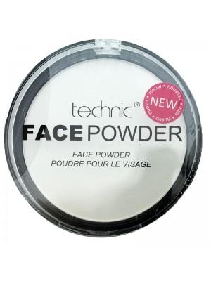 Technic Face Powder- White