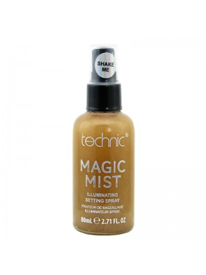 Wholesale Technic Magic Magic Illuminating Setting Spray - 24K Gold
