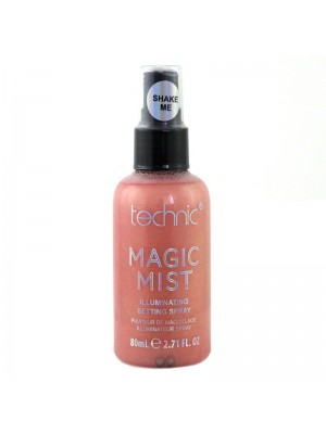 Wholesale Technic Magic Magic Illuminating Setting Spray - Rose Gold