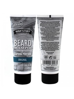 Wholesale Technic Man's Stuff Beard Shampoo - 75ml