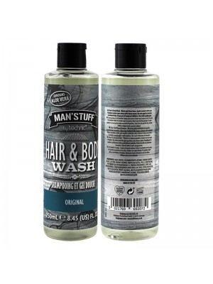 Wholesale Technic Man's Stuff Hair & Body Wash