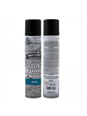 Wholesale Technic Man's Stuff Shaving Foam - 200ml