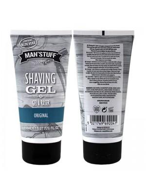 Wholesale Technic Man's Stuff Shaving Gel - 150ml