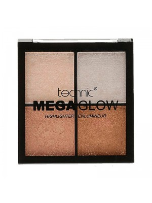 Wholesale Technic Mega Glow Highlighter Palette