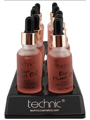Wholesale Technic Rose Primer Oil - 25ml