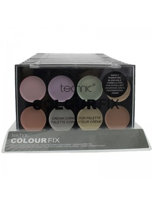 Technic Colour Fix Corrector Palette