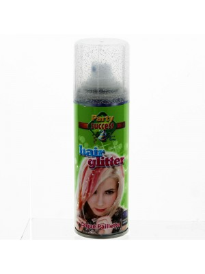 Temporary Glitter Spray - Silver 125ml
