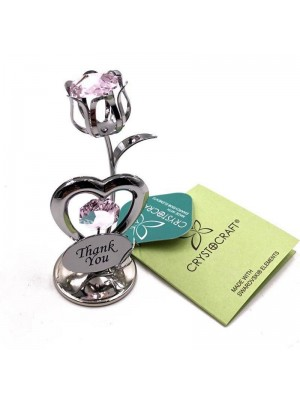 Wholesale Crystocraft Swarovski Thank You Ornament
