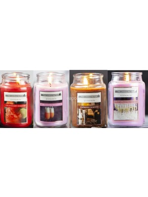 The Candle Factory - Bell Jar Candles