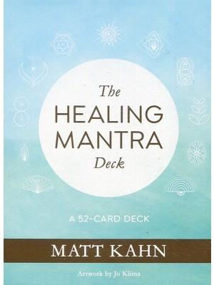 The Healing Mantra Card Deck By Matt Kahn
