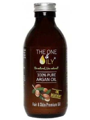 The One & Oily 100% Pure Argan Oil-200ml
