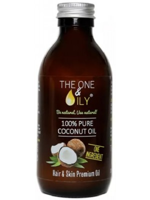 The One & Oily 100% Pure Coconut Oil-200ml