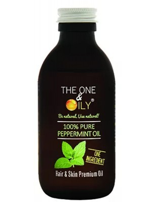 The One & Oily 100% Pure Natural Oil - Peppermint