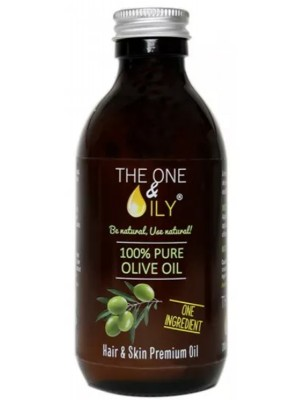 The One & Oily 100% Pure Olive Oil-200ml