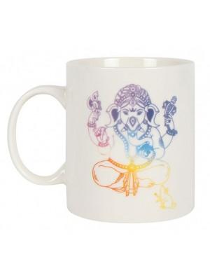 The Watercolour Ganesh Mug