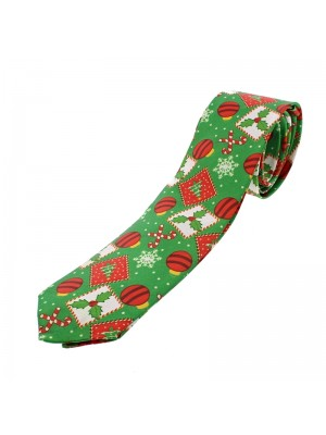 Christmas Themed Tie