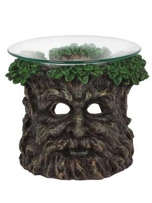 Wholesale Green Man Oil Burner-10cm