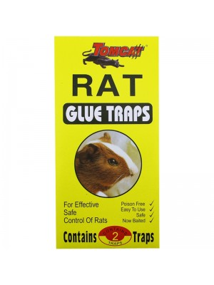 Wholesale Tomcat Super Strength Glue Rat Traps