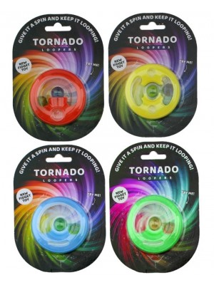 Wholesale Tornado Loppy Lopper Stress Relief Small Fidget Toy - Assorted
