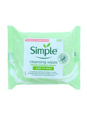 Wholesale Simple Cleansing wipes -Sensitive Skin