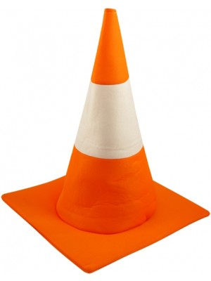 Traffic Cone Party Hat