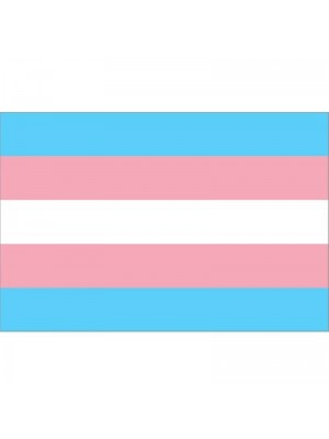 Wholesale Transgender Flag - 5ft x 3ft