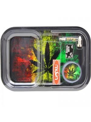 Wholesale Rasta Leaf Gift Tray Set