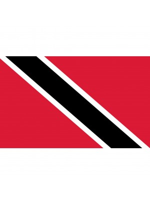Trinidad & Tobago Flag - 5ft x 3ft