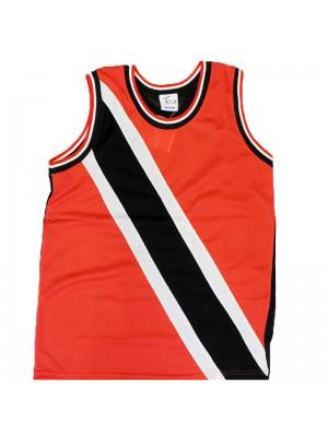 Trinidad & Tobago Mesh Top Vest