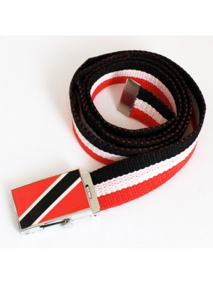 Men's Canvas Belt - Trinidad & Tobago