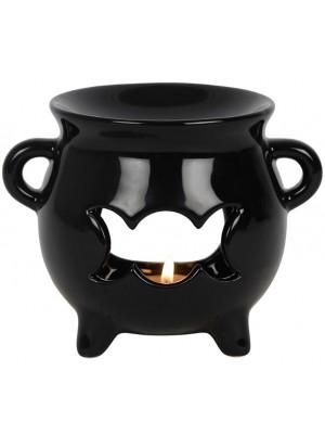 Triple Moon Cauldron Oil Burner