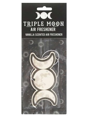 Wholesale Triple Moon Vanilla Scented Air Freshener