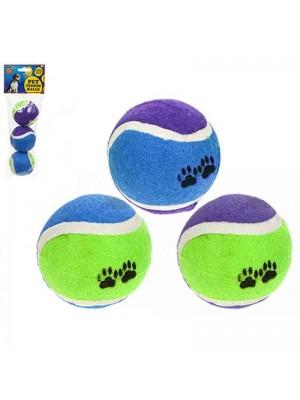 Wholesale Triple set of Pet Tennis Balls