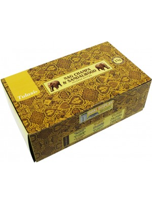 Tulasi Incense Sticks - Nag Champa & Sandalwood