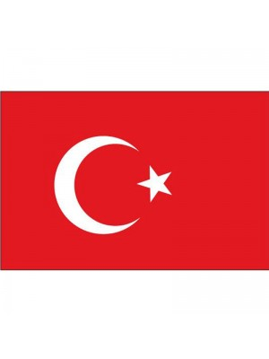 Wholesale Turkey Flag - 5ft x 3ft