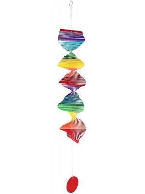Twisted Rainbow Windchime