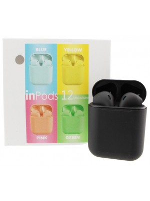 Wholesale TWS inPods 12 Wireless Earbuds - Black