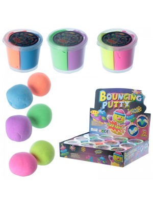 Wholesale Bouncing Putty - Two Tone