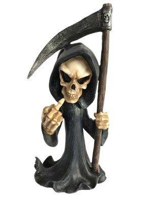 Wholesale Don't Fear the Reaper Cursing Grim Reaper Figurine