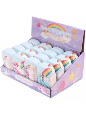 Unicorn Design Contact Lens Storage Case