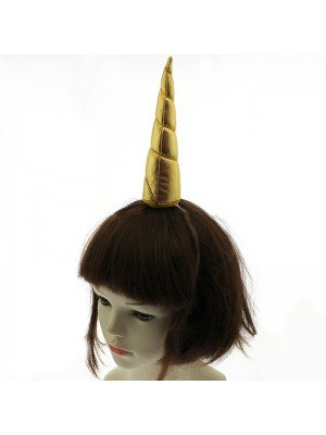 Unicorn Horn - Gold