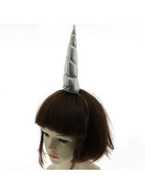 Unicorn Horn - Silver