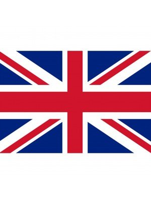 "Union Jack Car Flag (15""x10"")"