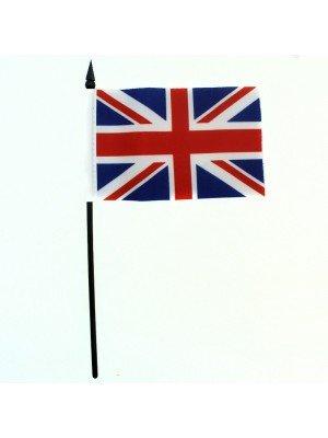 Union Jack Hand Flag Flag - 6 x 4