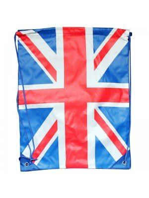 Union Jack String Bag - 45cm