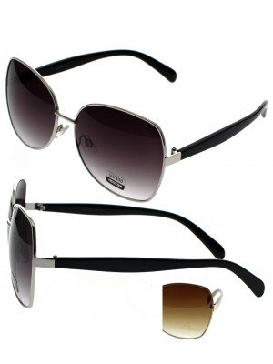 Unisex Butterfly Shape Sunglasses - Assorted Colours